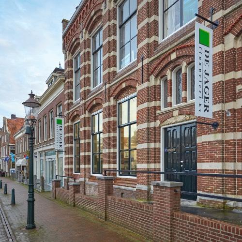 Administratiekantoor in Vlieland